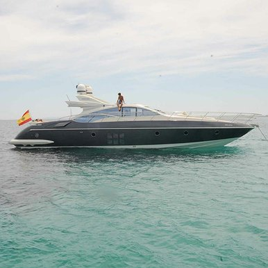 AZIMUT 68 of Lizard Boats in Ibiza