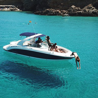 CHAPARRAL 276 SSX of Lizard Boats in Ibiza