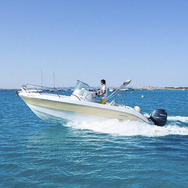 SESSA KEY LARGO 22 di Lizard Boats a Ibiza