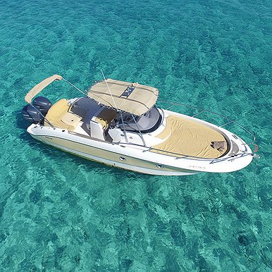 SESSA KEY LARGO 30 di Lizard Boats a Ibiza