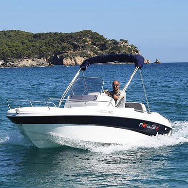 REMUS 450 of Lizard Boats in Ibiza